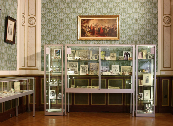 Kaiserin Elisabeth Museum Königssalon